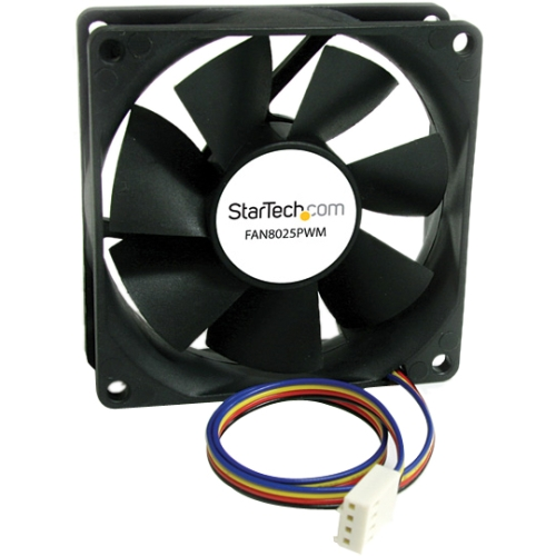 Startech FAN8025PWM 80x25mm Computer Case Fan