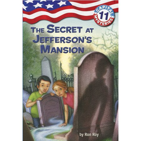Capital Mysteries #11: The Secret at Jefferson's Mansion - Halloween Escape The Mansion