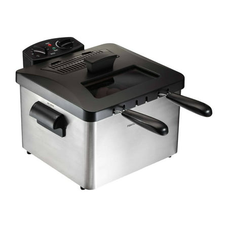 Hamilton Beach Professional-Style Deep Fryer, Model# 35036