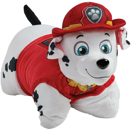 Pillow Pets® Nickelodeon Paw Patrol Marshall Stuffed Animal Plush -