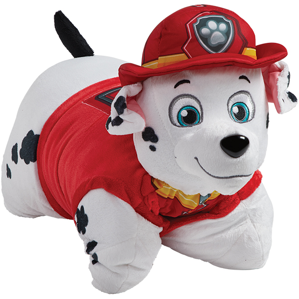 Pillow Pets® Nickelodeon Paw Patrol Marshall Stuffed Animal Plush Toy