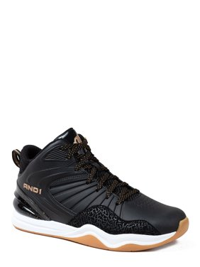 AND1 Men's Capital 4.0 Basketball Shoe