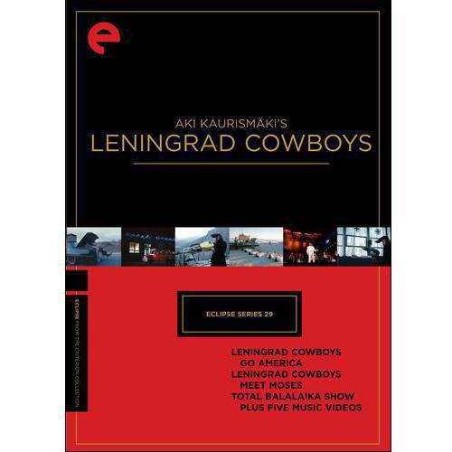 Aki Kaurismaki's Leningrad Cowboys (Criterion Collection) by CRITERION