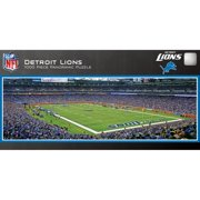 MasterPieces - Detroit Lions Stadium Panoramic Puzzle, 1000 Pieces