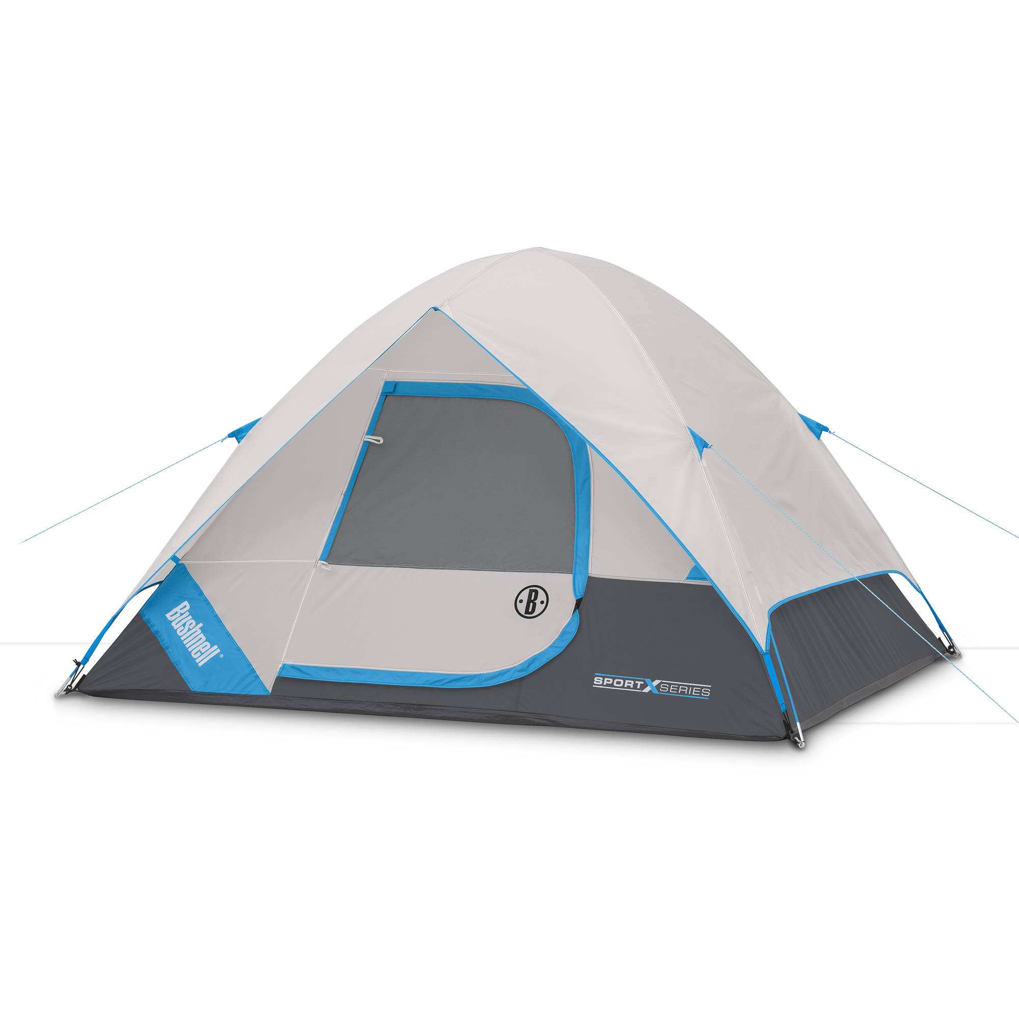 Bushnell Sport Series 8' x 7' Dome Tent, Sleeps 4 by Campvalley Global Limited