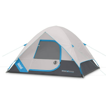 Bushnell Sport Series 8' x 7' Dome Tent, Sleeps 4 (4 Person Tent)