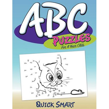 ABC Puzzles for 4 Year Olds : Quick Smart (Best Abc App For 2 Year Old)