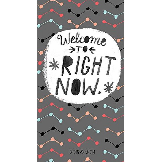 2018 2019 welcome 2 year pocket planner