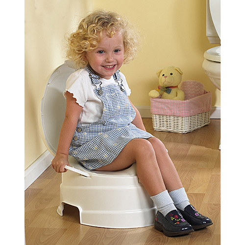 Surprising Primo 4 In 1 Soft Toilet Trainer Step Stool Walmart Com Machost Co Dining Chair Design Ideas Machostcouk
