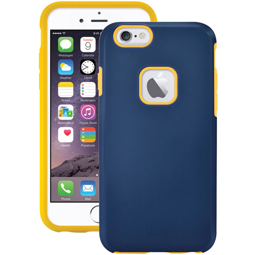 iLuv AI6PREGA Apple iPhone 6 Plus Regatta Case