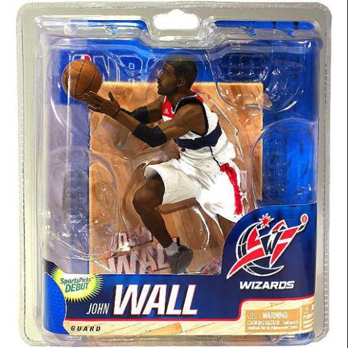 McFarlane NBA Sports Picks Series 20 John Wall Action Figure