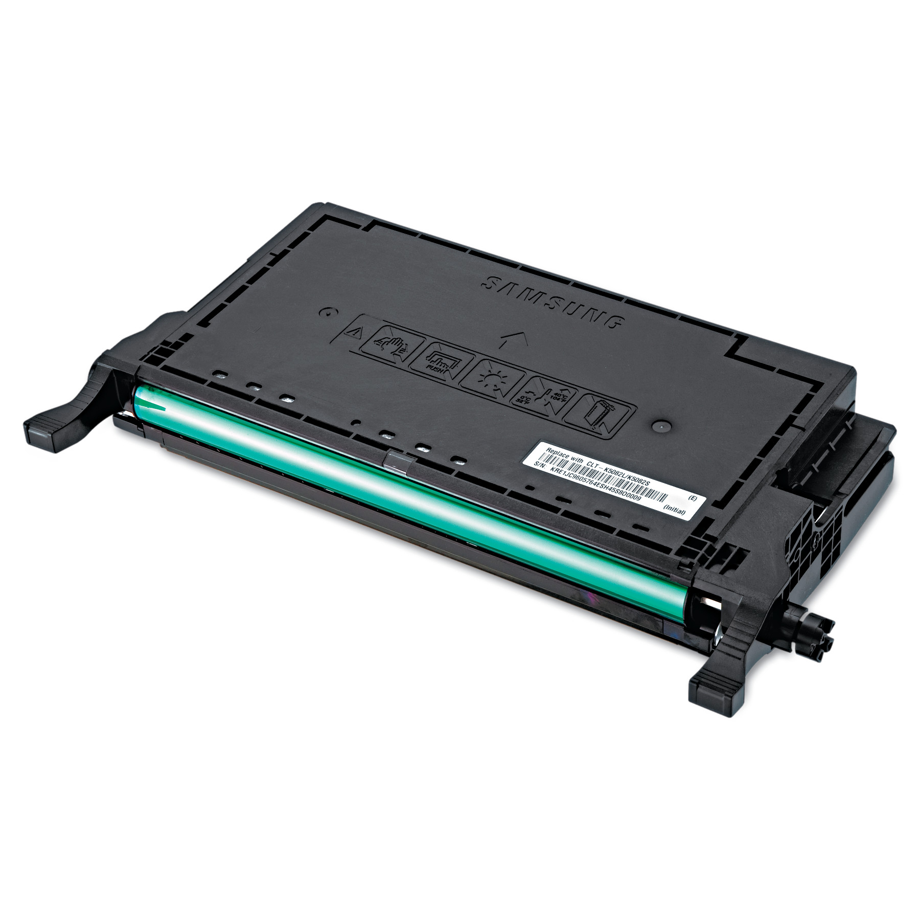 Samsung CLT-K508L (SU191A) High-Yield Toner, 5000 Page-Yield, Black