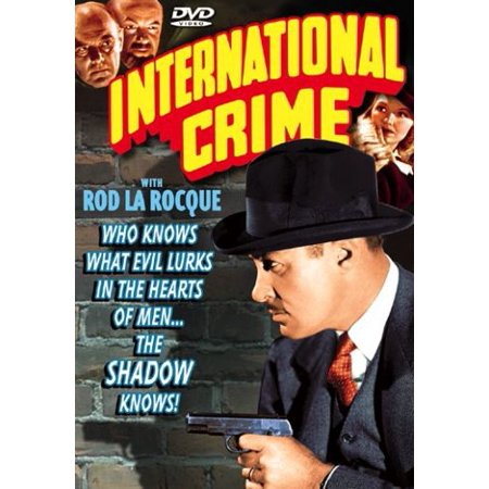 International Crime (Unrated) (DVD)