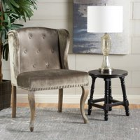 Greek Velvet Chair