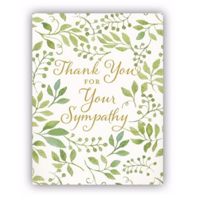 30 SYMPATHY IN LOVING MEMORY Florist Blank Enclosure Cards w// Envelopes SET