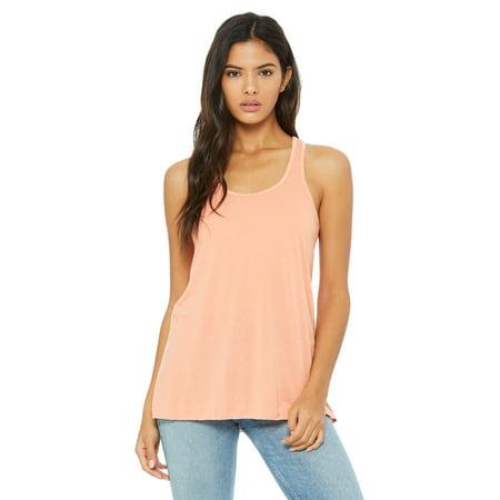 01089d77a55409 Bella Tank Top Ladies Junior Fit 3.7 oz Maxine Flowy B8800 NEW Size Color  Choice