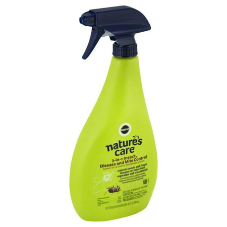 Miraclegro  Nature's Care 3-in-1 Disease and Mite Control Insect, 24 fl