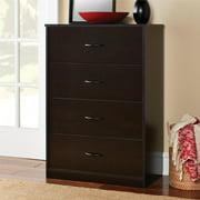 Mainstays 4 Drawer Dresser Multiple Colors