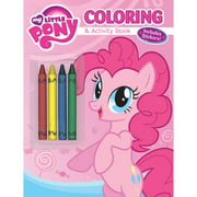 My Little Pony Color And Activity Book (Each) - Party Supplies