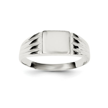 - Men's Women Fashion 925 Sterling Silver Signet Cocktail Ring Sz 6,7,8