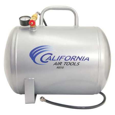 CALIFORNIA AIR TOOLS Air Tank,Auxiliary,10 gal.,125 psi AUX10