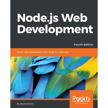 Node js Web Development - eBook