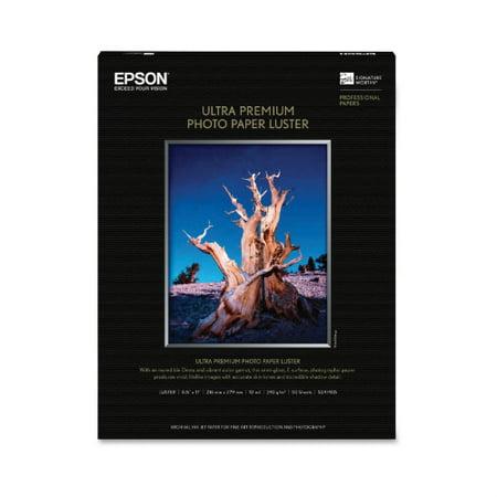 Epson Ultra Premium Photo Paper Luster Premium Luster Photo Paper ()