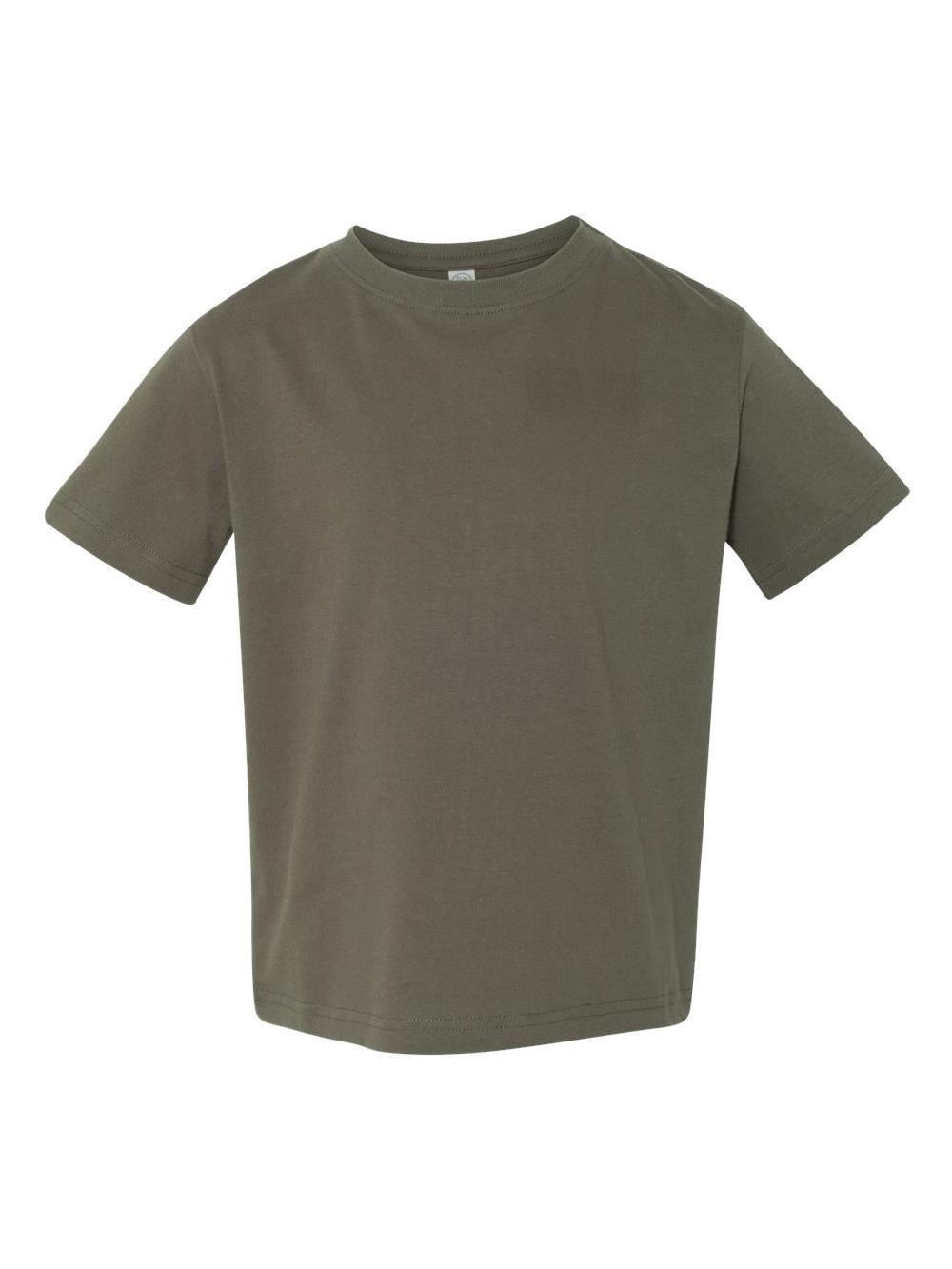 Rabbit SkinsToddler Premium Jersey Short Sleeve Tee 3080