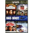 Classics WWII Collection: The Guns Of Navarone / The Bridge On The River Kwai / Das Boot / The Caine Mutiny / From Here To Eternity