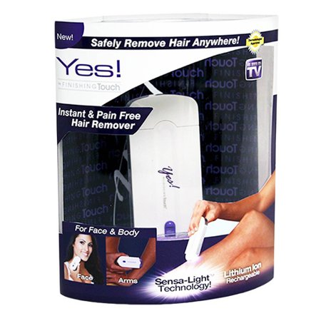 Yes by Finishing Touch Without Pain Hair Remover, 1 Ea