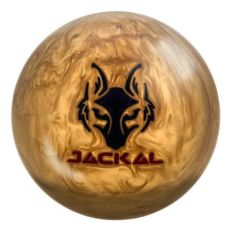 Motiv Golden Jackal Bowling Ball (15lbs) ()