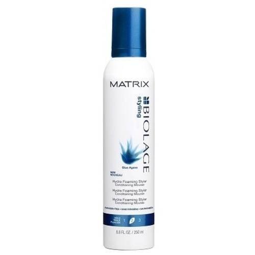 Matrix Biolage Hydro-Foaming Styler Medium Hold Mousse, 8.8 oz