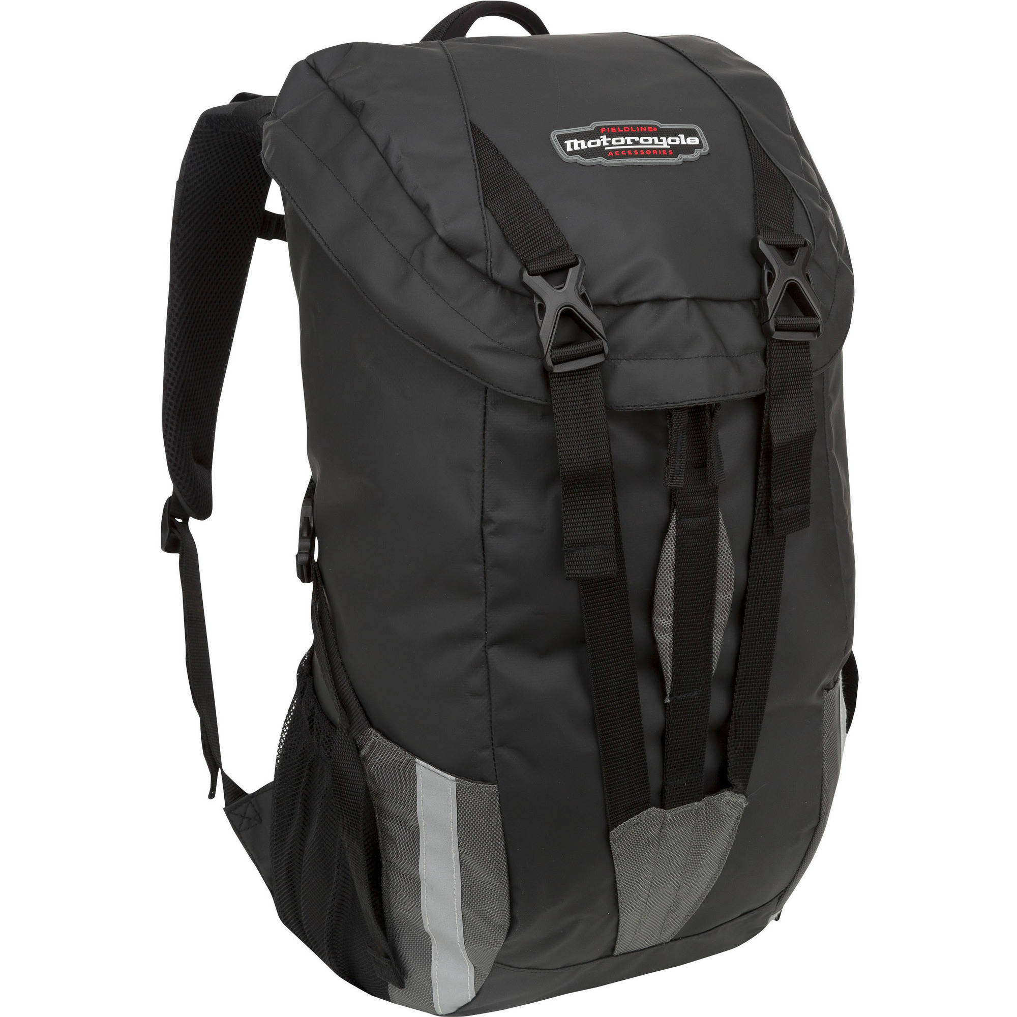 Fieldline Motorcycle All-Weather Backpack, Black