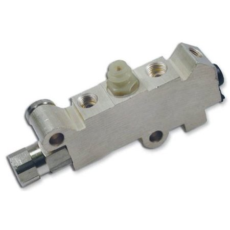 GM Disc Drum Brake Chrome Proportioning Valve Street Rod Classic Car & - Brake Proportion Valve