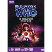 Doctor Who: Episode 90 The Robots of Death (Special Edition) (Full Frame) by WARNER HOME ENTERTAINMENT
