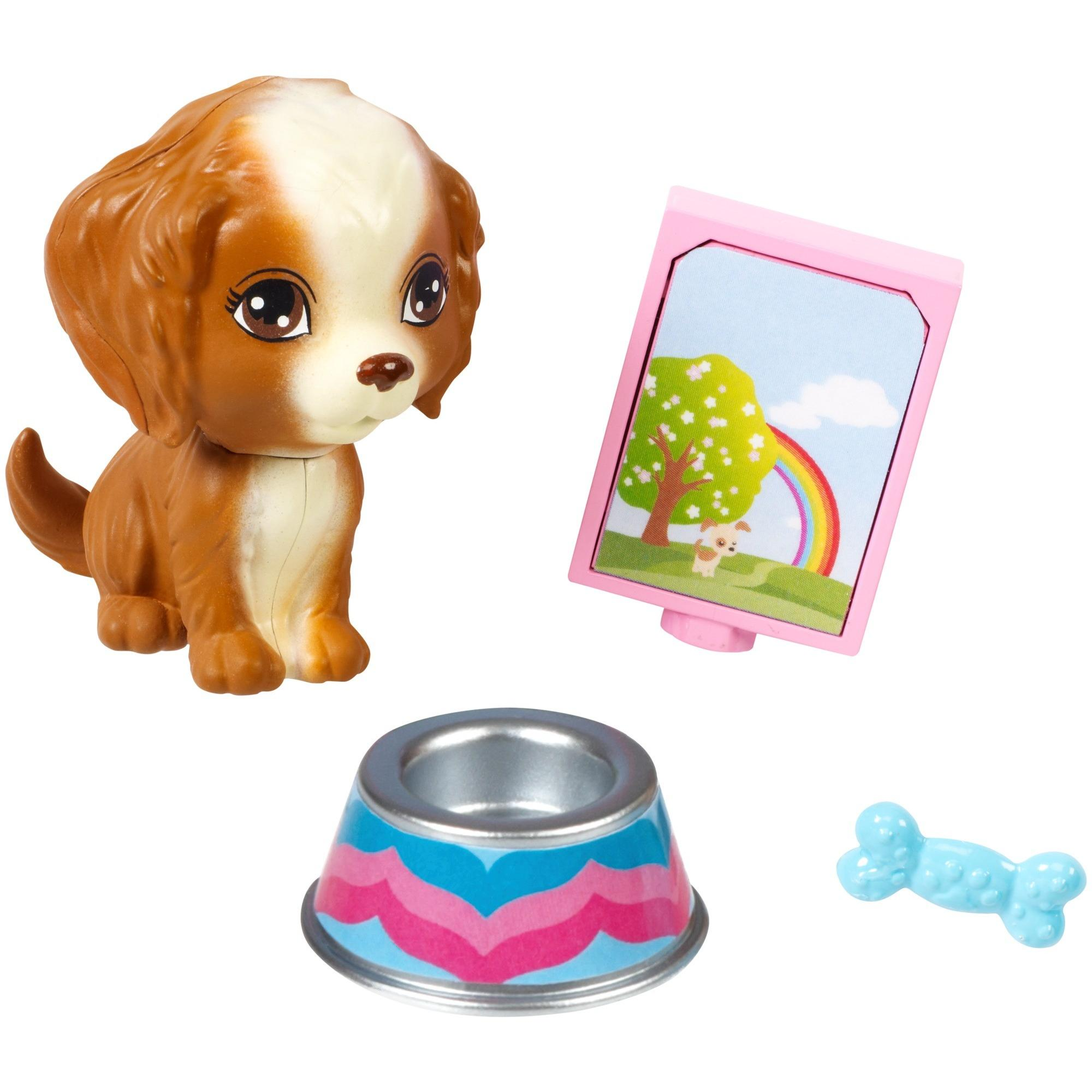 Barbie Mini Story Starter Pet Pack