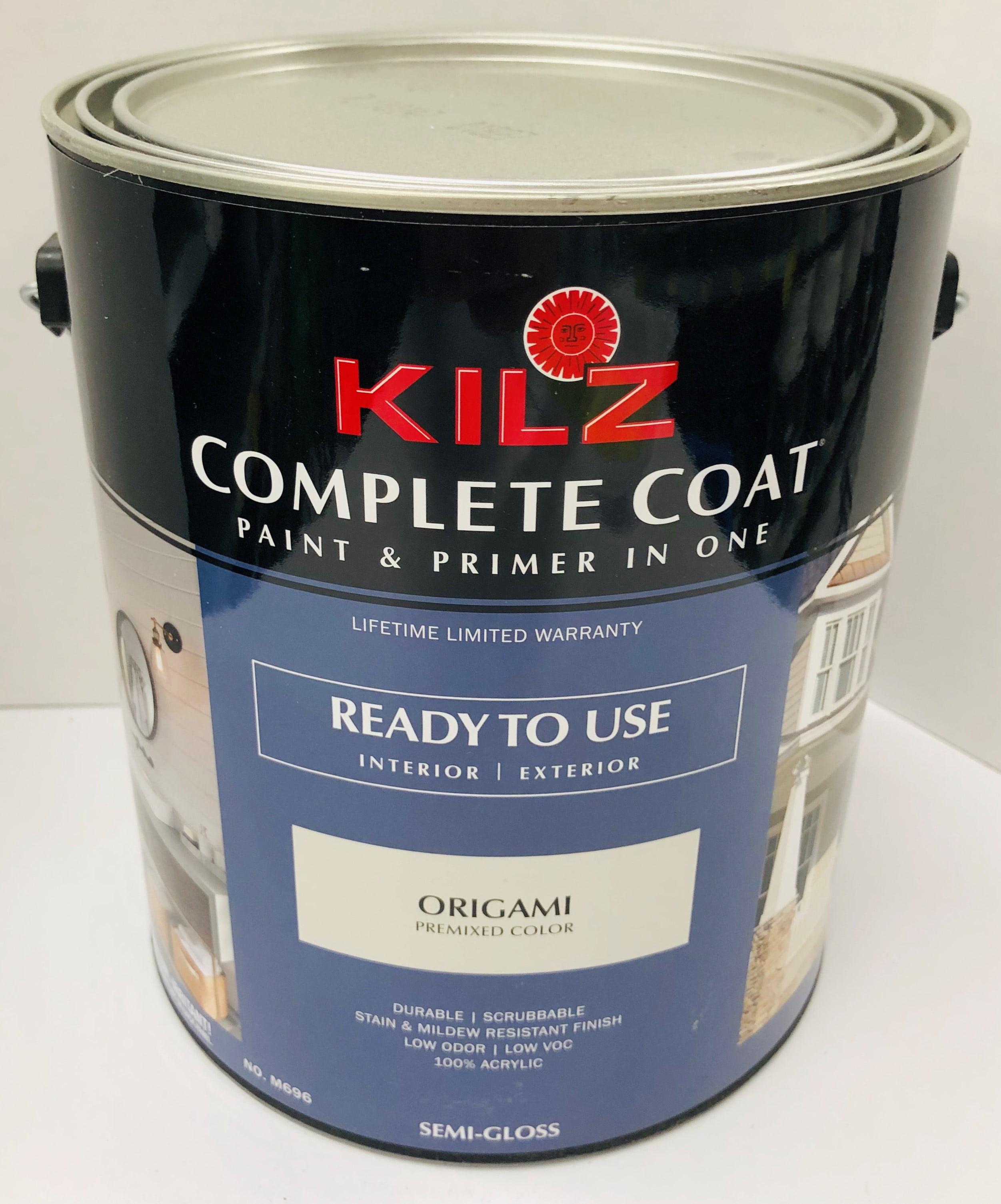 Kilz Complete Coat Origami Semi Gloss Gl