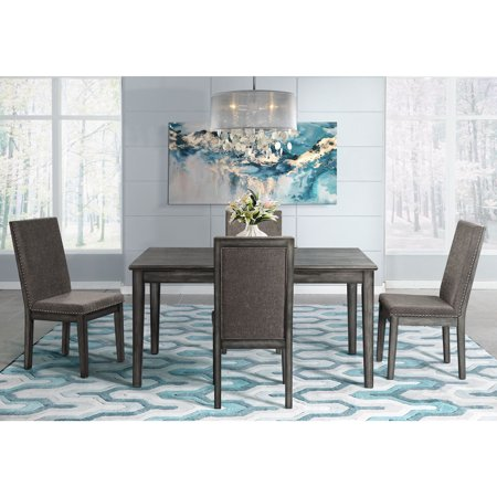 Picket House Furnishings Austin 5PC Dining Set-Table & Four Chairs