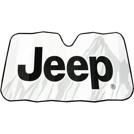 Jeep Accordion Bubble Sunshade