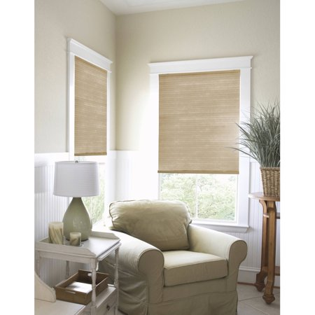 Richfield Studios Cordless Light Filtering Cellular Shade, Chai -