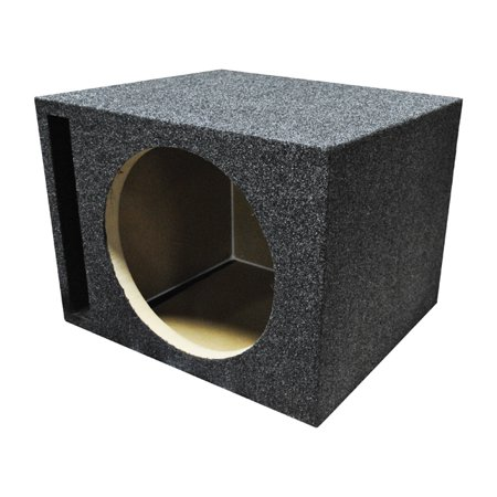 Vented Woofer - Qpower Single 12