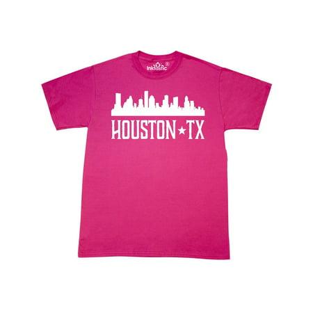Houston Texas Skyline TX Cities T-Shirt - Halloween Houston Tx