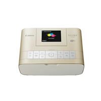Canon SELPHY CP1200 Wireless Compact Photo Printer Gold 8148636b - Refurbished