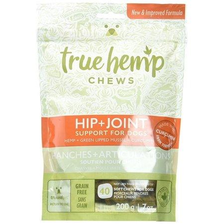 True Leaf Hemp Chews Hip & Joint Support 7oz