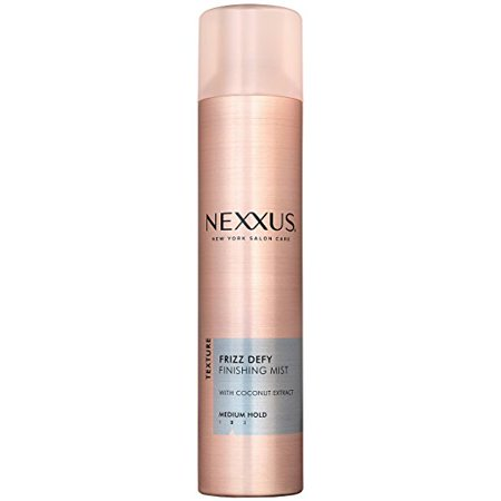 Nexxus Frizz Defy Finishing Mist, for Texture 10 Oz