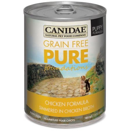 640461015665 upc canidae pure foundations can puppy food for Food barcode