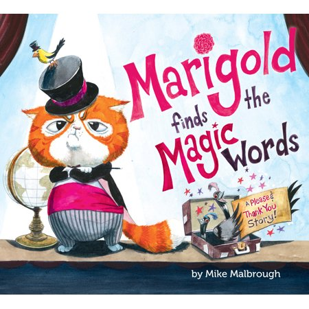 Marigold Finds the Magic - Printable Halloween Word Finds