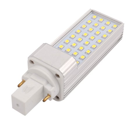 AC110V 6W G23 6000K Dimmable Horizontal 2P Connection Light