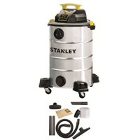 Stanley 12-Gallon Wet/Dry Vacuum Cleaner