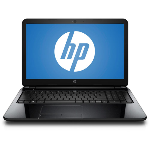 "HP Black Licorice 15.6"" 15-g080nr Laptop PC with AMD A6-6310 Quad-Core Processor, 4GB Memory, 750GB Hard Drive and Windows 7 Home Premium"